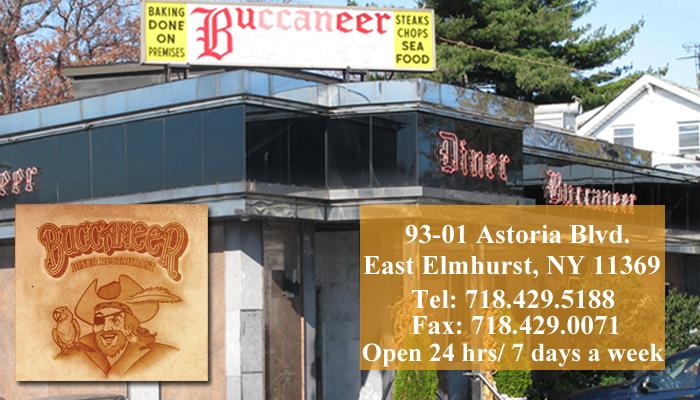 Buccaneer Diner